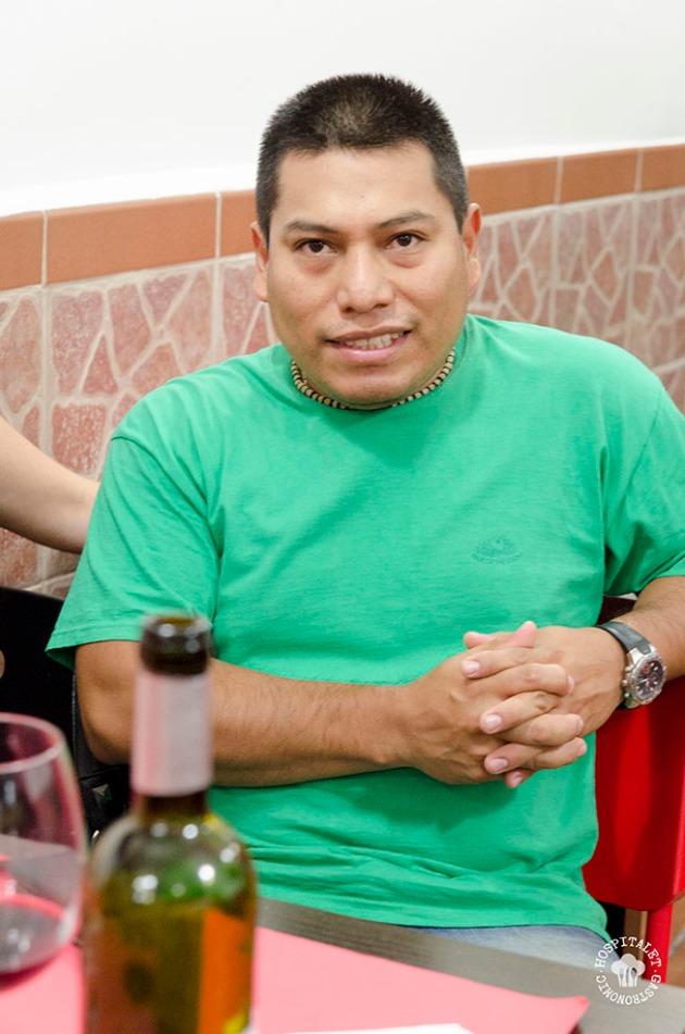 Andrés Huarcaya.