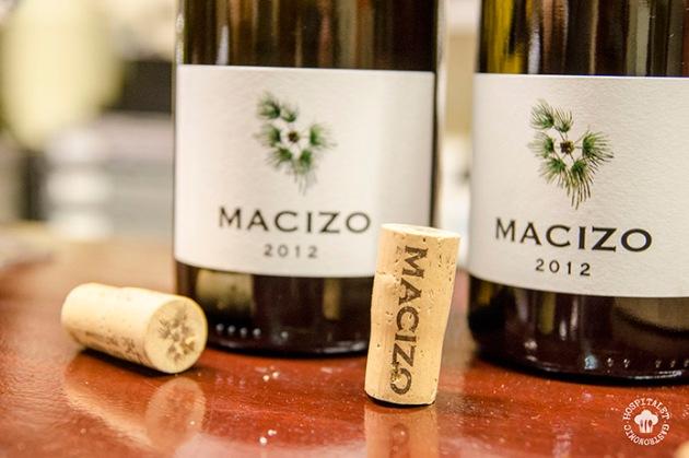Macizo 2012.