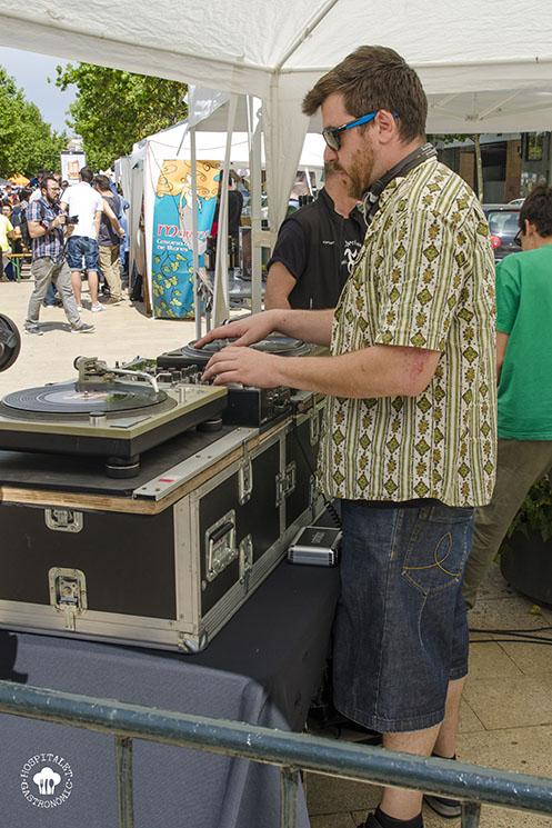 DJ's cerveceros!