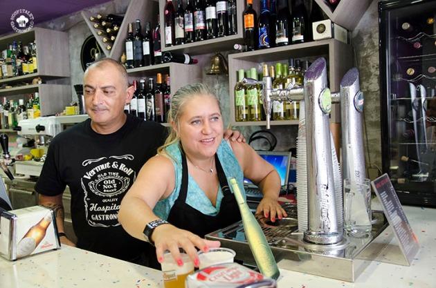 Raquel y Sergio (Tast & Vins)